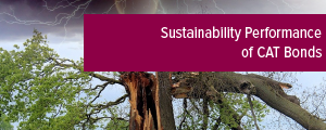 Topic of the month November 2020: Sustainability Performance of CAT Bonds