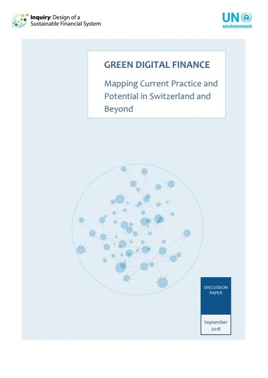 green digital finance